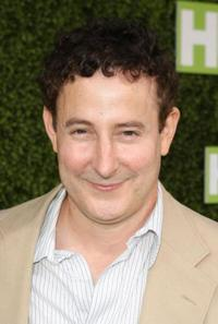Eddie Jemison at the HBO premiere of