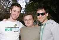 Jason Dohring, Patrick Renna and Kyle Howard at the Team Against Drugs presents