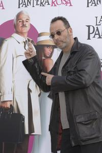Jean Reno poses at the photo call to promote his new film