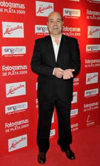 Antonio Resines at the Fotogramas Magazine Awards 2010.