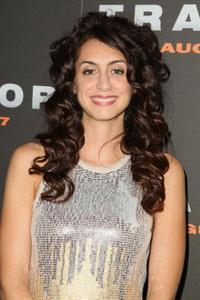 Mozhan Marno at the premiere of