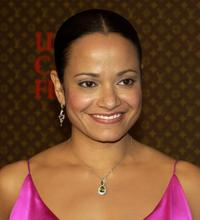 Judy Reyes at the Louis Vuitton United Cancer Front Gala.
