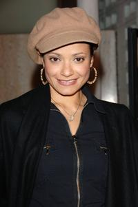 Judy Reyes at the premiere of