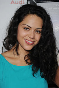Alyssa Diaz at the red carpet of the premiere of
