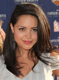 Alyssa Diaz at the California premiere of