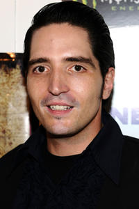 David Dastmalchian at Official VIP Party For