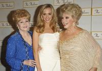 Debbie Reynolds, Andrea Bowen and Ruta Lee at the 51st Annual Thalians Ball.