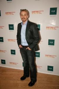 Samuli Vauramo at the 17th Annual Hamptons International Film Festival.