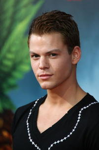Arthur Napiontek at the premiere of