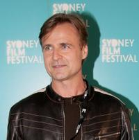 Simon Reynolds at the Australian premiere of