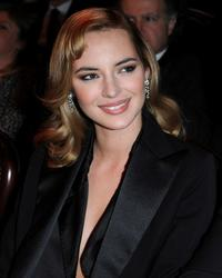 Louise Bourgoin at the Cesar Film Awards 2008.