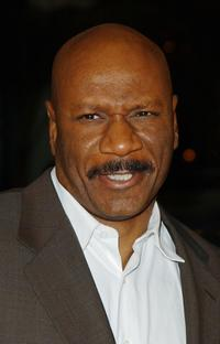Ving Rhames at the Oscar De La Hoya's