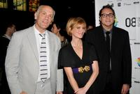 John Malkovich, Jessica Haines and Steve Jacobs at the premiere of