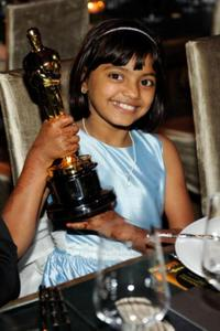 Rubina Ali at the 81st Annual Academy Awards.