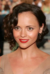 Christina Ricci at the gala presentation of