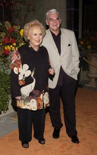 Doris Roberts and Jack Betts at the party celebrating the 200th Episode of