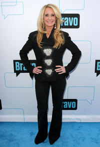 Kim Richards at the Bravo Media's 2011 Upfront Presentation in California.