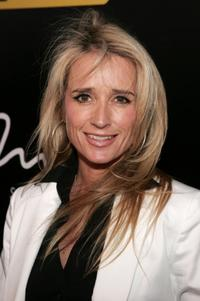 Kim Richards at the Los Angeles Lakers 3rd Annual Mirage Las Vegas Casino Night and Bodog Celebrity Poker Invitational.