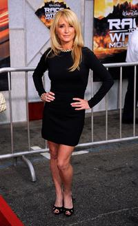 Kim Richards at the premiere of
