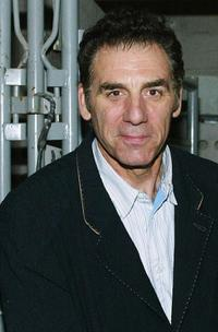 Michael Richards at the Cavalia Show.