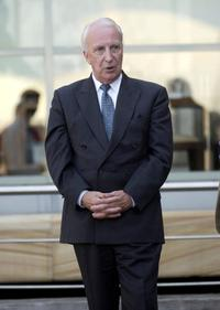 Ian Richardson Obe at the Press Call For