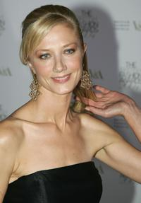 Joely Richardson at the British Fashion Awards 2004.