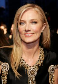 Joely Richardson at the Orange British Academy Film Awards.