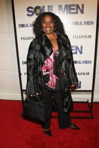 La Tanya Richardson at the world premiere of
