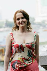 Miranda Richardson at the Bangkok International Film Festival.