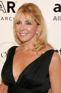 Natasha Richardson at the AmFAR Gala honoring the work of John Demsey and Whoopi Goldberg.