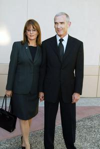Patricia Richardson and Mark Clein at the ATAS Cares About Dress For Success: Power Friends Power Fashion to benefit