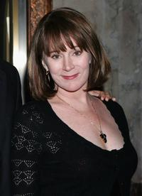 Patricia Richardson at the opening night performance of