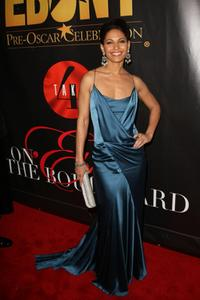 Salli Richardson at the Ebony Magazine Pre-Oscar Celebration-Take 4.