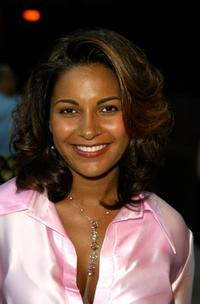 Salli Richardson at the Los Angeles screening of