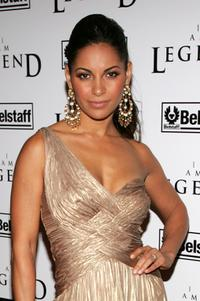 Salli Richardson at the New York premiere of
