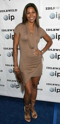 Salli Richardson at the special screening of