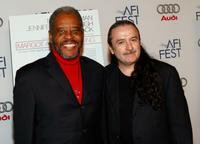 Sy Richardson and Del Zamora at the AFI FEST 2007.