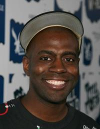 Deon Richmond at the after party of the Hollywood premiere of