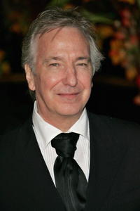 Alan Rickman at the Opening Night of the 56th Berlin International Film Festival.