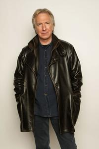 Alan Rickman at the 2008 Sundance Film Festival.