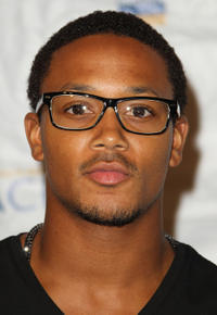 Romeo Miller at the 21st Annual NAACP Theatre Awards in California.