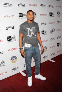 Romeo Miller at the 2011 Maxim Hot 100 party in California.