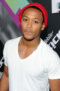 Romeo Miller at the T-Mobile Sidekick 4G Launch event in California.