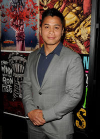 Cung Le at the California premiere of