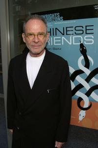Ron Rifkin at the opening of