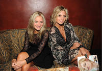 AJ Michalka and Alyson Michalka at the NYLON Magazine's May Young Hollywood Issue Celebration in California.