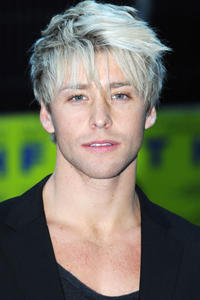 Mitch Hewer at the London premiere of
