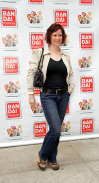 Molly Ringwald at the Kids For Kids 2005, Elizabeth Glaser Pediatric AIDS Carnival.