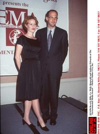 Molly Ringwald and Anthony Edwards at the Environmental Media Award.
