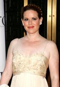 Molly Ringwald at the 60th Annual Tony Awards.